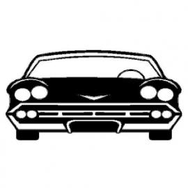 veloursmotief auto