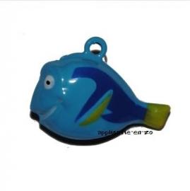 belletje vis blauw