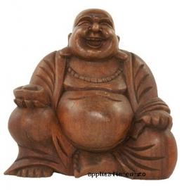 SUPER full color strijkapplicatie Buddha