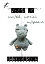 WHAZZ UP haakpatroon knuffel/ muziek nijlpaard (PDF)