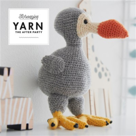 Scheepjes haakpatroon dodo Finn