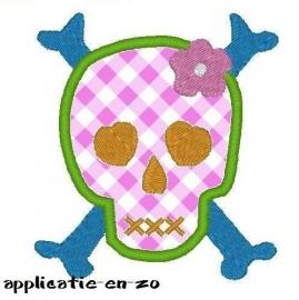 skull voor meisjes