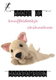 WHAZZ UP haakpatroon knuffeldoekje chihuahua (PDF)