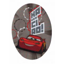 kniestukken Cars (2st) opstrijkbaar