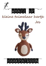 WHAZZ UP haakpatroon tuimelaar hertje Jos klein (PDF)