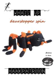 WHAZZ UP haakpatroon deurstopper spin (PDF)