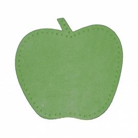 kniestukken appel groen (2 stuks)