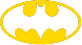 veloursmotief Batman