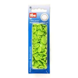 Prym T5 kam snaps lime groen (144) 30 stuks
