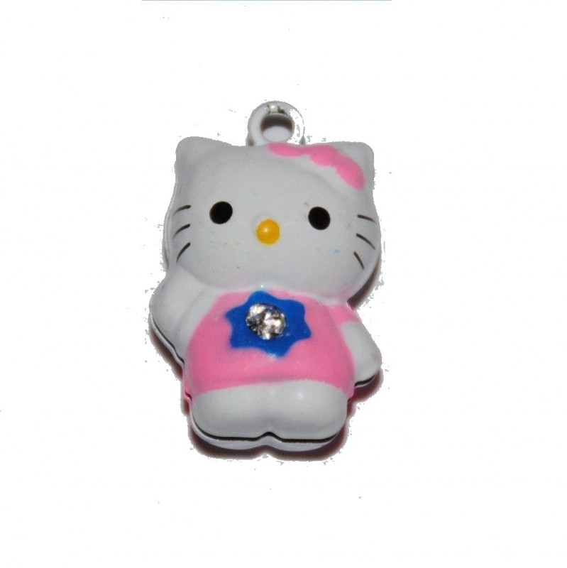 belletje Hello Kitty roze