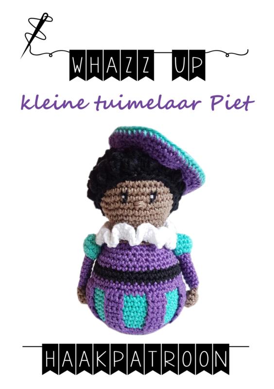 WHAZZ UP haakpatroon tuimelaar Piet klein