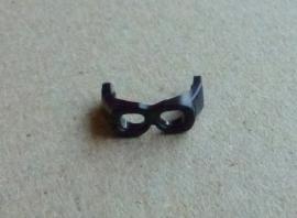 Zwarte bril (30170)