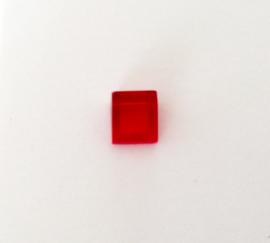 Mini helling transparant rood (54200)