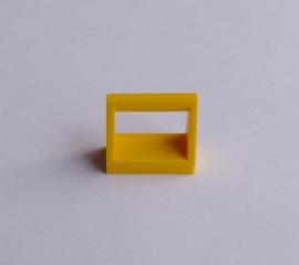 Tegel met hendel geel (2432)