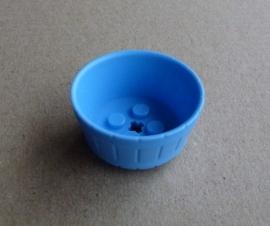 Ton blauw (4424)