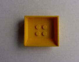 Kiepbakje geel (2512)
