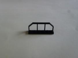 Zwart treinhek (6583)