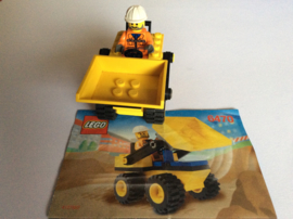 Mini dump truck (6470)
