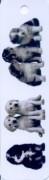 Boekenlegger Puppy`s
