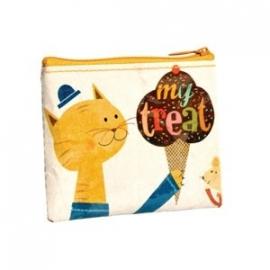 Portemonneetje Kat en Muis My treat