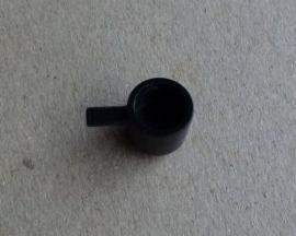 Steelpan zwart (4529)
