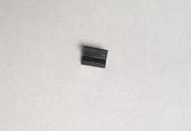 Paneel 1x2 zwart (4865/30010)