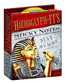 Hieroglyph-its sticky notes