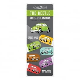 Magnetische mini boekenleggers Classic cars