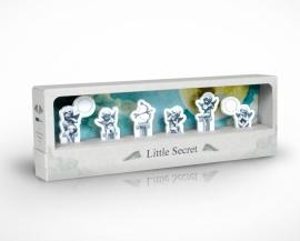 Indexstickers Little secret