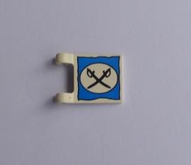 Vlag met gekruiste degens (2335px4)