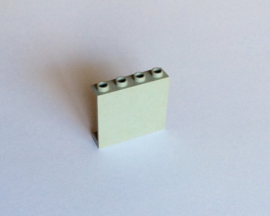 Paneel 1x4x3 lichtgrijs (4215b)