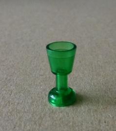 Wijnglas groen (2343)