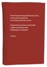 Boekbeschermer Mark Boog