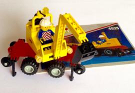 Road and rail repair (4525)