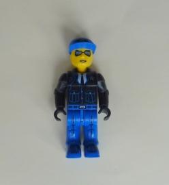 Politie met ster (js012)