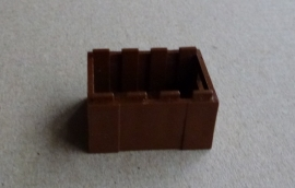 Krat bruin (30150)