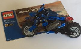 Nitro Stunt Bike (8370)
