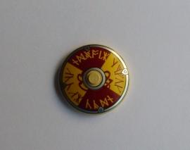 Viking schild rood-geel (3960pb015)