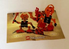 Bionicle Turaga Vakama (1417/8540)