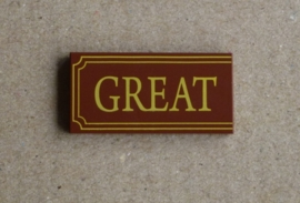 "Tegel ""Great"" (87079pb004)"