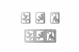 Mini jungle clips