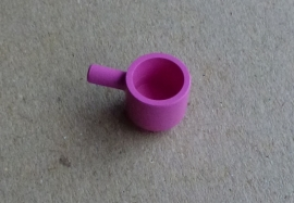 Steelpan roze (4529)