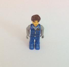 Jack Stone blauw/grijs (js002)