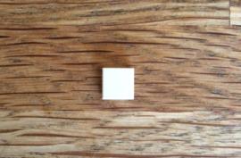 Tegel 1x1 wit (3070b)