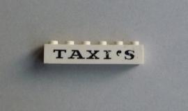 Oude steen Taxi's (crssprt02pb09)