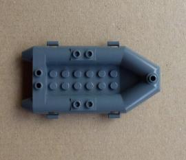 Reddingsboot grijs (30086)