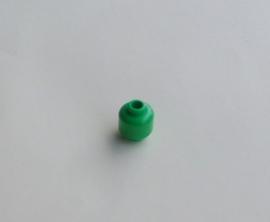 Helder groen hoofd (3626b)