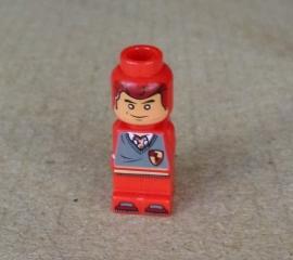 Microfig Griffoendor speler rood