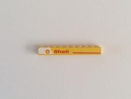 Steen 1x10 Shell geel links (6111pb005L)