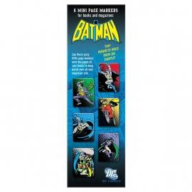 Mini marks Batman